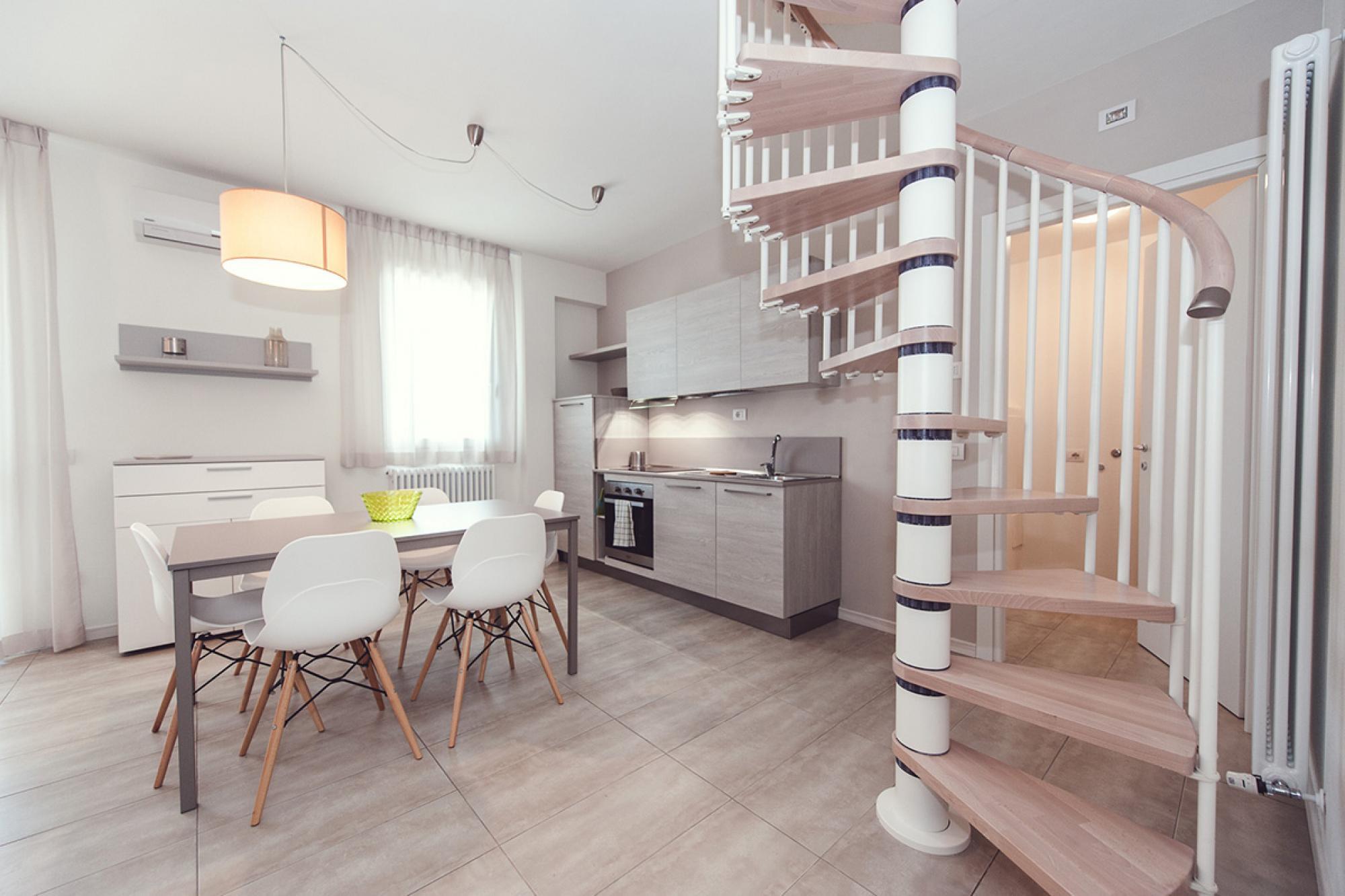 Appartamento su due piani 306 | Lucca Inn